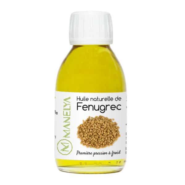 huile de fenugrec pour le corps