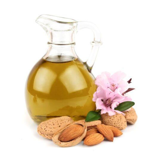 huile d'amande douce naturelle