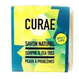 Savon naturel au soufre & Tea Tree